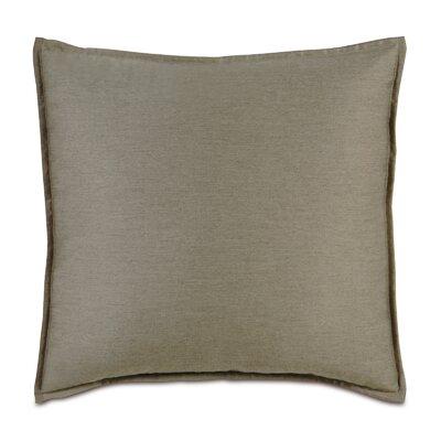 Pierce Throw Pillow Color: Granite