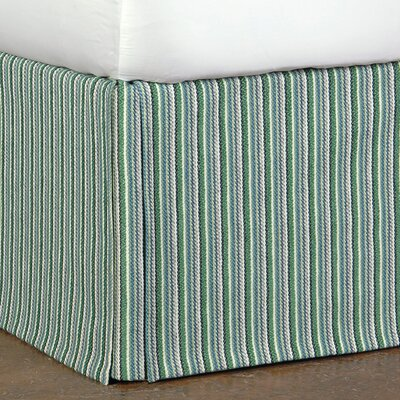 Heston Bed Skirt Size: California King
