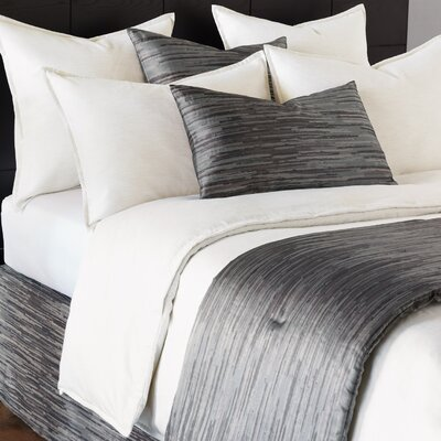Pierce Duvet Size: Twin, Color: Marble