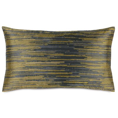 Pierce Horta Accent Lumbar Pillow Color: Olive