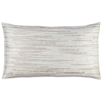 Pierce Horta Accent Lumbar Pillow Color: Putty