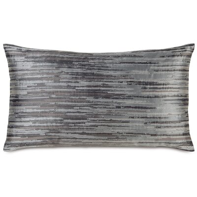 Pierce Horta Accent Lumbar Pillow Color: Pewter
