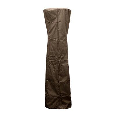 Heavy Duty Triangle Patio Heater Cover Color: Mocha