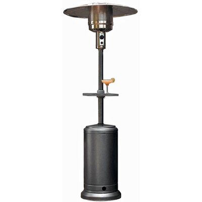 Credit for Tall Propane Patio Heater with Tabl...