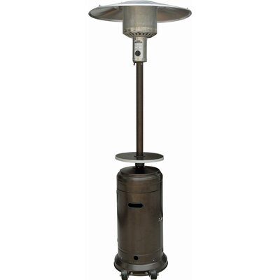 In store financing Tall Propane Patio Heater with Tabl...