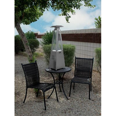 In store financing Portable Glass Tube Gas Patio Heate...