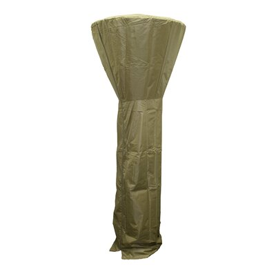 Heavy Duty Tall Patio Heater Cover Color: Tan