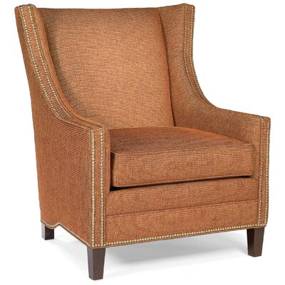 Lalan Transitional Chair Color: Loden