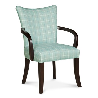 Transitional Occasional Armchair Color: Seaspray