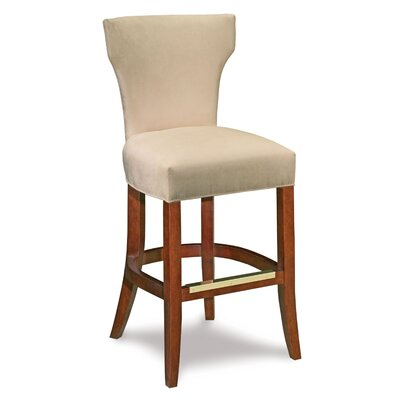 26.5 Bar Stool Upholstery: Nugget
