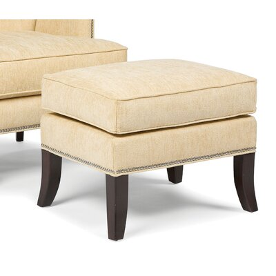 Pillow Top Ottoman Upholstery: Tobacco