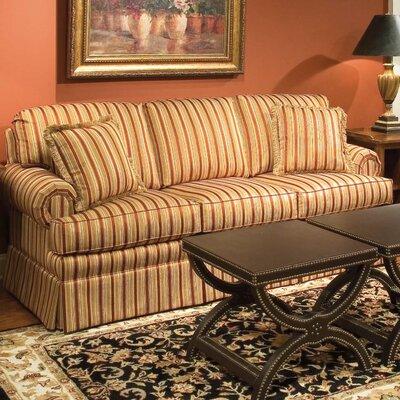 Millie Sofa Upholstery: Merlot