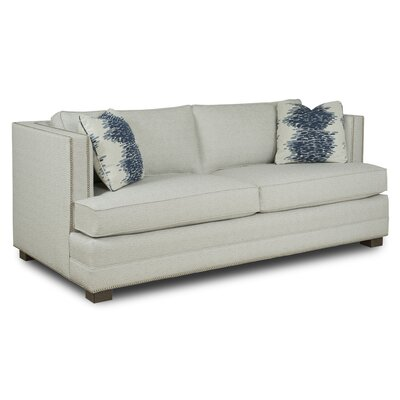 Loose Pillow Tuxedo Sofa� Upholstery: Citron