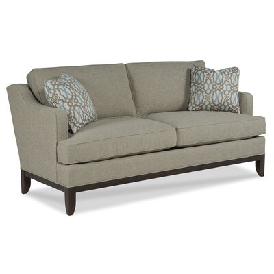 Loose Pillow Transitional Sofa� Upholstery: Sand