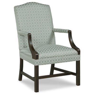 Martha Washington Occasonal Armchair Upholstery: Heather