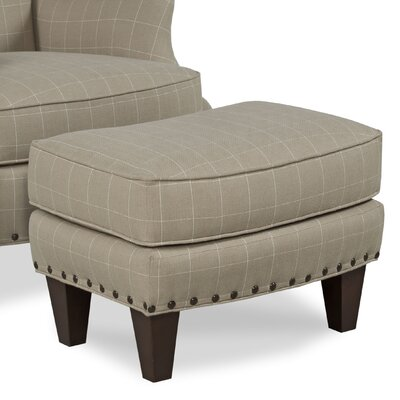 Ottoman Upholstery: Slate