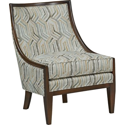 Sloped Side Chair Upholstery: Mint