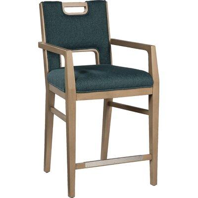 26 Bar Stool Upholstery: Teal