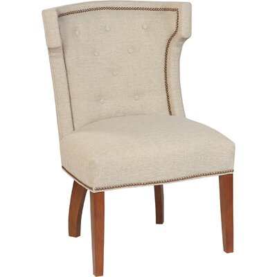 Tight Side Chair Upholstery: Sand