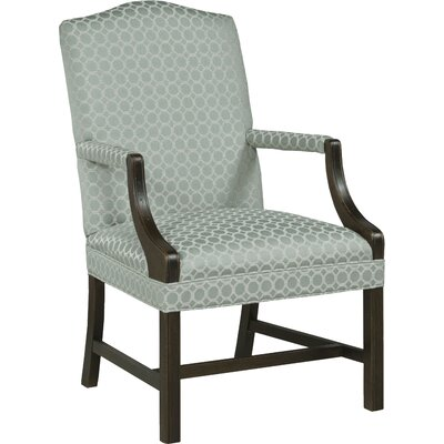 Martha Washington Occasonal Armchair Upholstery: Mist