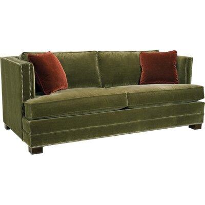 Tuxedo Sofa Upholstery: Ivory