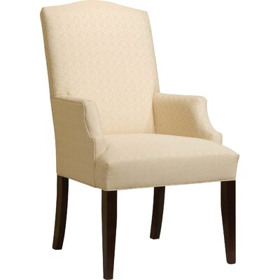 Tapered Upholstered Dining Chair Upholstery: Cinnamon