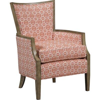 Armchair Upholstery: Salmon