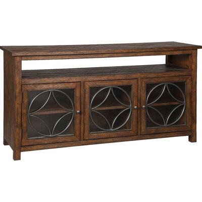 63 TV Stand Color: Tobacco brown