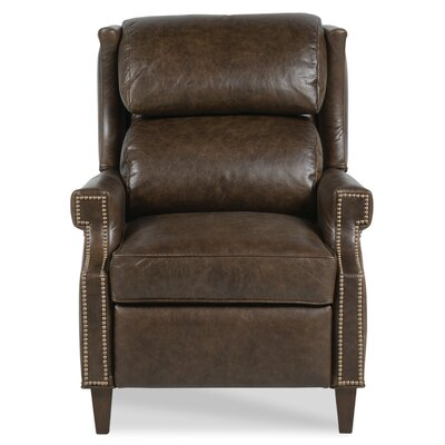 Hawthorne Motorized Power Glider Recliner Body Fabric: 9174 Pewter