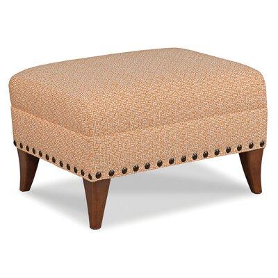 Bosley Ottoman Body Fabric: 9687 Mango