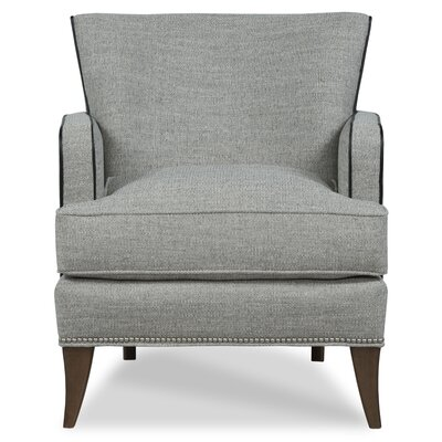 Kyle Lounge Chair Body Fabric: 3347 Pewter