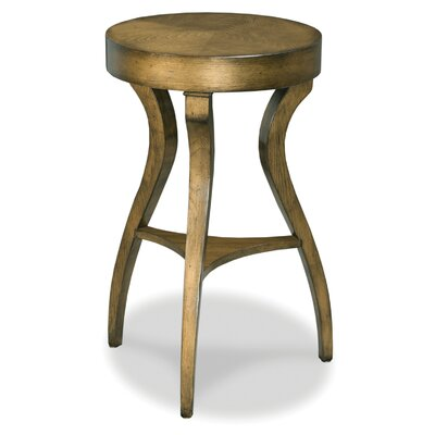 Martini End Table Color: Aged Brass