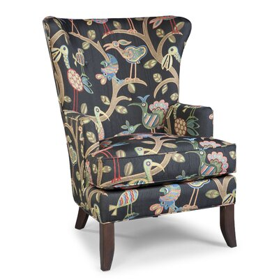 Wing Chair Color: Midnight