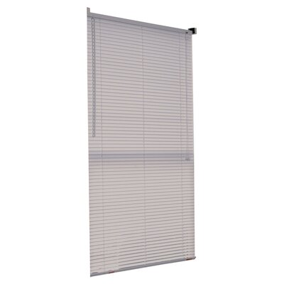 "Radiance Premium Room Darkening  Mini Horizontal Blind - Size: 27""W x 64""H, Color: White at Sears.com"
