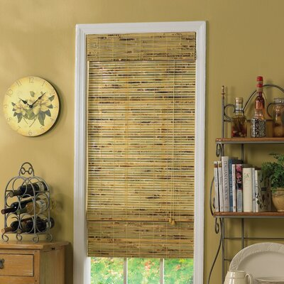 "Radiance Java Roman Shade - Size: 72"" H x 27"" W, Color: Natural at Sears.com"