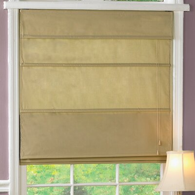 "Radiance Roman Shade - Size: 72"" H x 27"" W, Color: Linen at Sears.com"