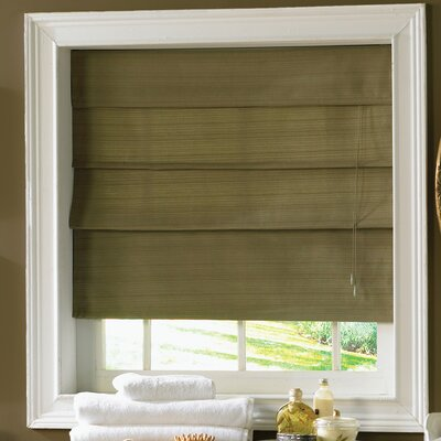 "Radiance Roman Shade - Size: 72"" H x 23"" W, Color: Thyme at Sears.com"