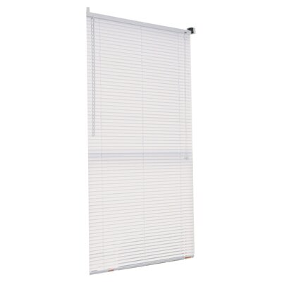 "Radiance Mini Horizontal Blind - Size: 46""W x 64""H, Color: White at Sears.com"