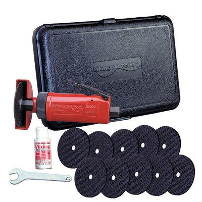 Image of Viking Air Tools Mini Saw / Cut-Off Tool Kit (VAT1003)