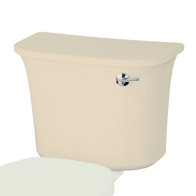 Stinson 1.6 GPF Toilet Tank Finish: Almond