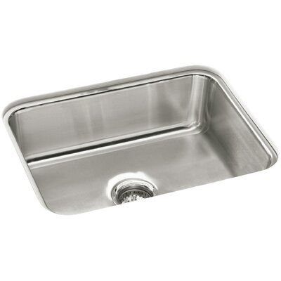 McAllister� 23.38 x 17.69 Undercounter Single-basin Kitchen Sink