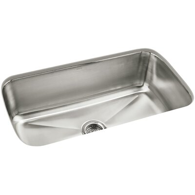 Carthage 31.88 x 18.06 Undercounter Single-basin Kitchen Sink