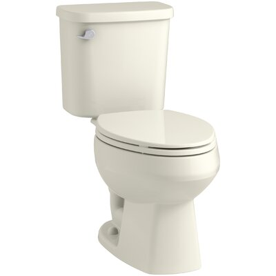 Windham? 12 Rough-in Elongated Toilet Tank Finish: Biscuit