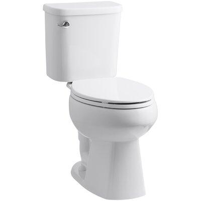Windham? ADA Luxury 1.28 GPF Toilet Tank Finish: White