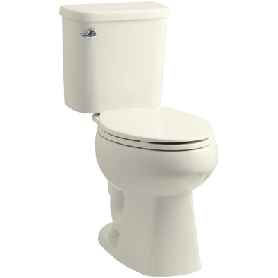 Windham? ADA Luxury 1.28 GPF Toilet Tank Finish: Biscuit