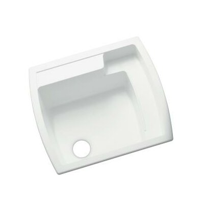 Latitude 25 x 22 Single Bowl Utility Sink
