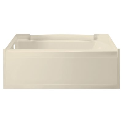 Accord 36 Soaking Bathtub Finish: High Gloss Almond