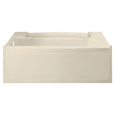 Accord 36 Soaking Bathtub Finish: High Gloss Almond