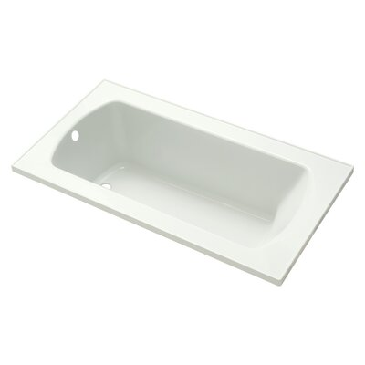 Lawson Series 7126 60 x 32 Soaking Bathtub Finish: White