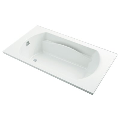 Lawson 72 x 42  Soaking Bathtub Finish: White